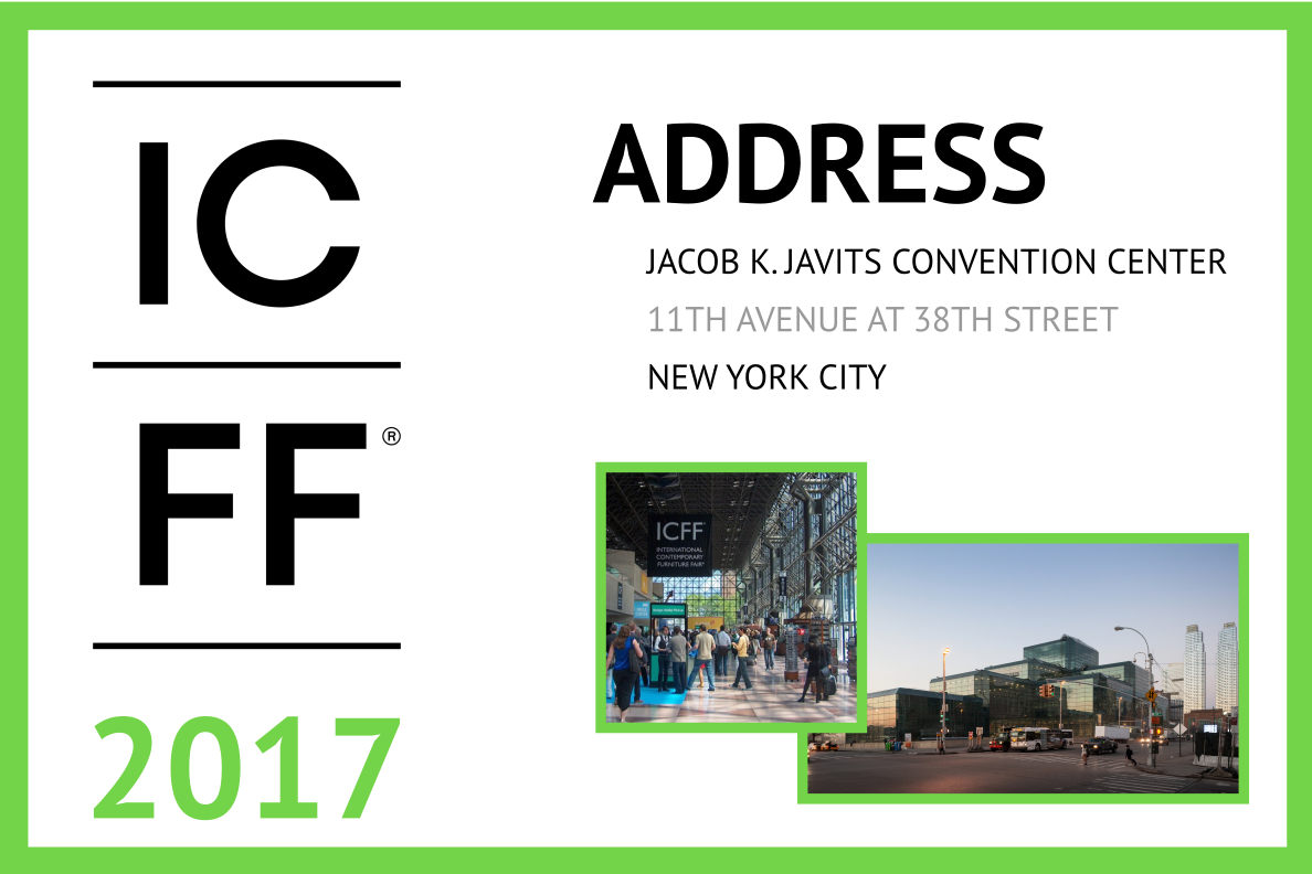 Everything You Need to Know about ICFF 2017 icff 2017 Everything You Need to Know about ICFF 2017 Everything You Need to Know about ICFF 2017 7