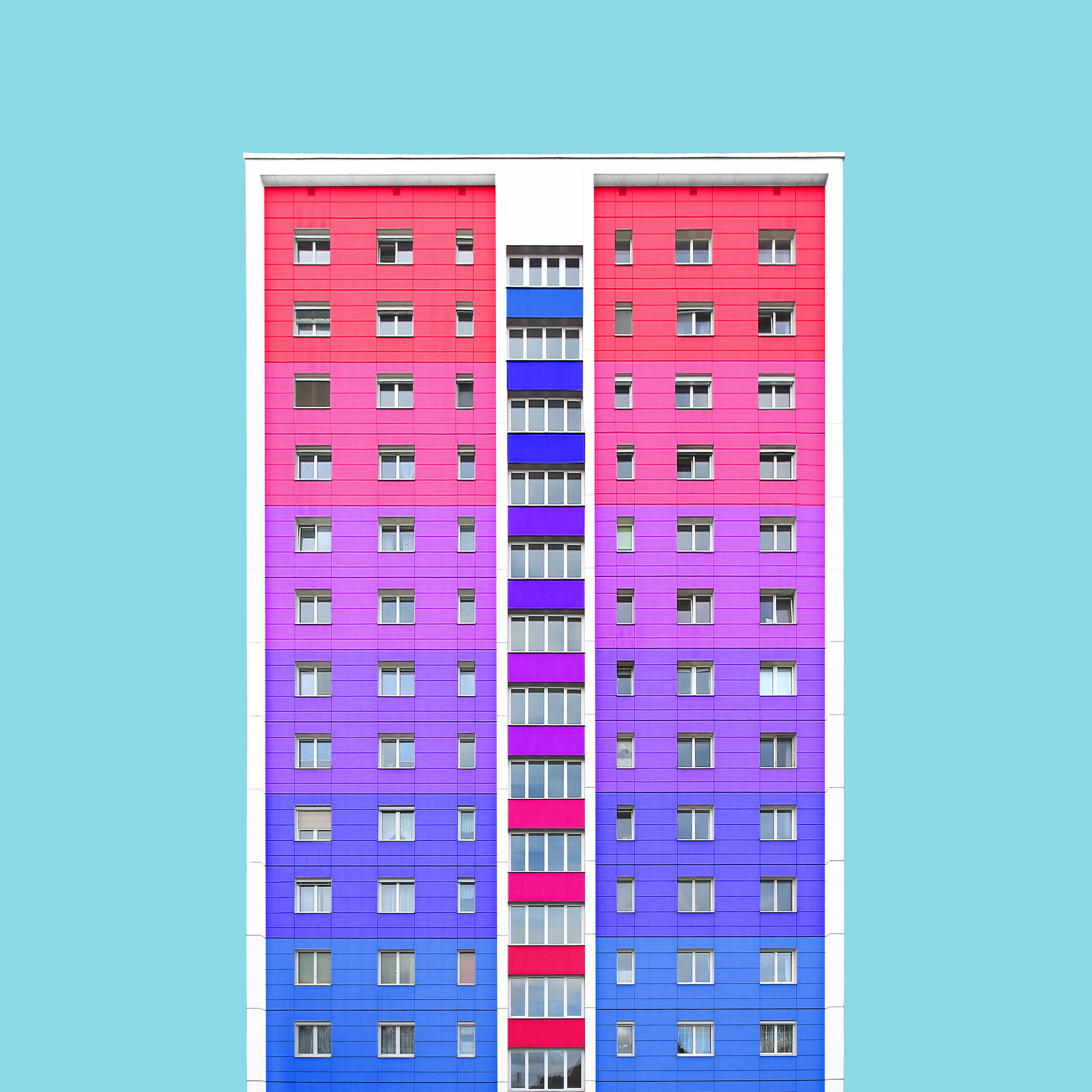 How the World Would Look Like with Vibrant Colorful Architecture colorful architecture How the World Would Look Like with Vibrant Colorful Architecture How the World Would Look Like with Vibrant Colorful Architecture 7
