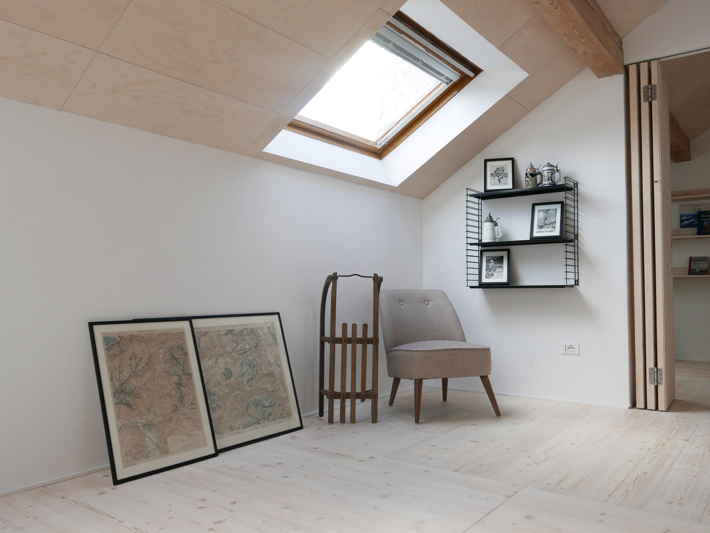 Studio Loft Apartment Jab Studio Creates Rustic Interior Design For Loft Apartment