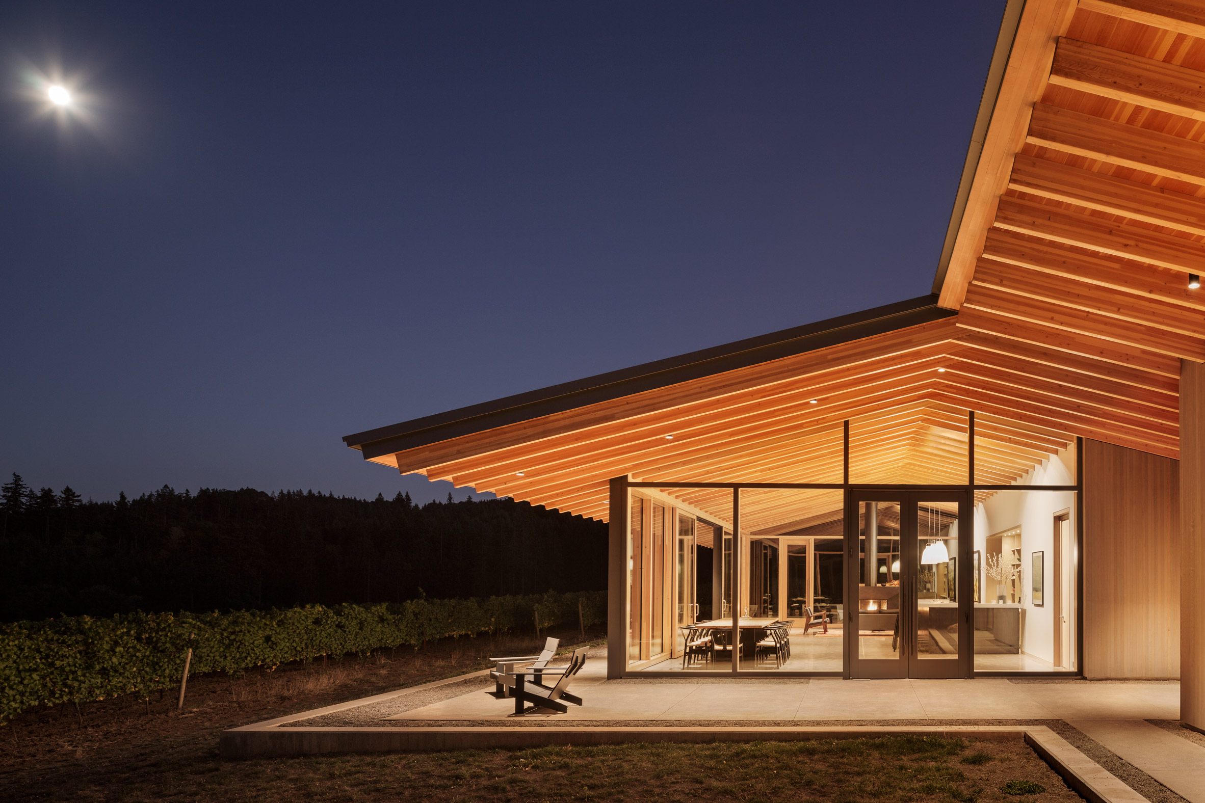 Lever Architecture designs Stunning Wine Tasting Room in Oregon lever architecture Lever Architecture designs Stunning Wine Tasting Room in Oregon Lever Architecture designs Stunning Wine Tasting Room in Oregon 5