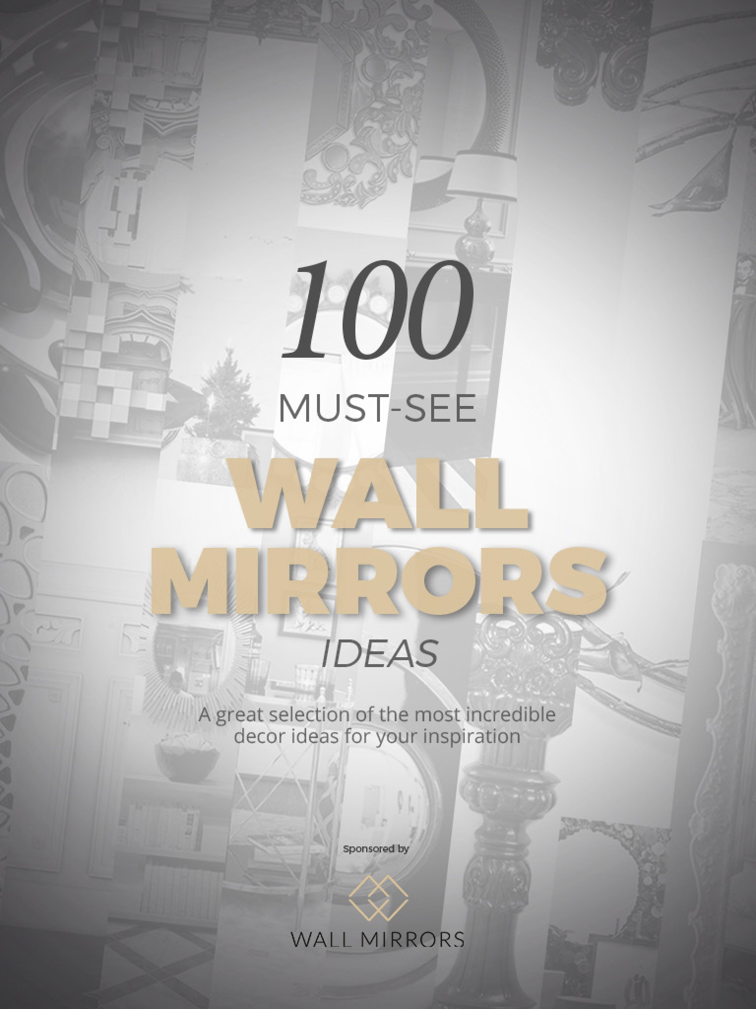 100 Wall Mirror Decorating Ideas For a Modern Interior wall mirror decorating ideas 100 Wall Mirror Decorating Ideas For a Modern Interior Wall Mirror Decorating Ideas For a Modern Interior 1