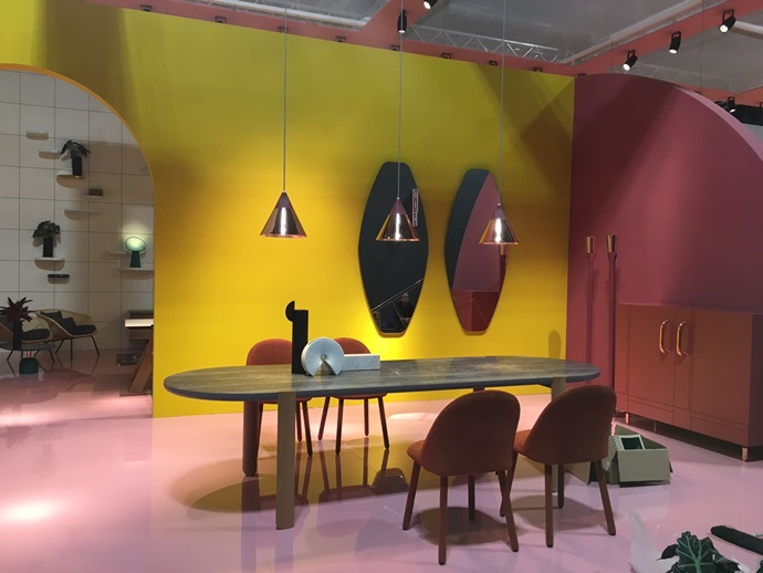 5 Color Trends Spotted at ISaloni 2017 salone del mobile 2017 5 Color Trends Spotted at Salone del Mobile 2017 5 Color Trends Spotted at Salone del Mobile 2017 21