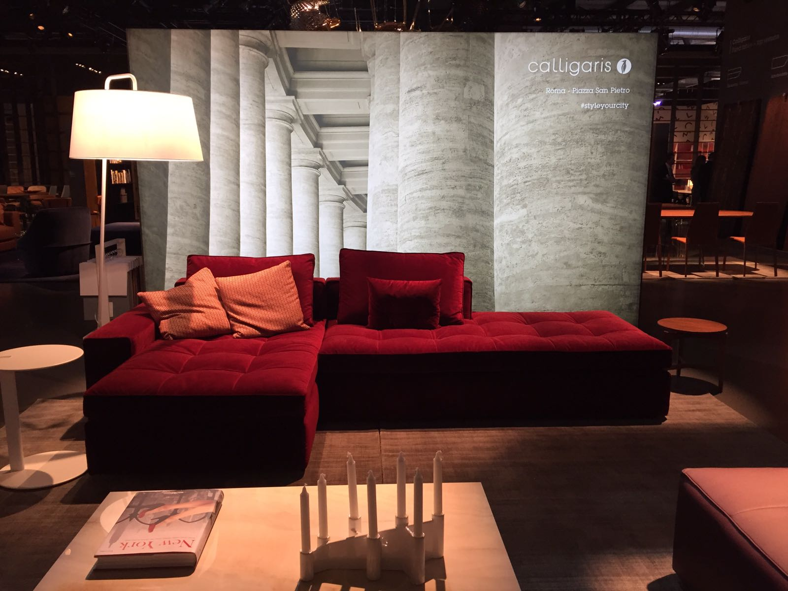 5 Color Trends Spotted at ISaloni 2017 salone del mobile 2017 5 Color Trends Spotted at Salone del Mobile 2017 5 Color Trends Spotted at Salone del Mobile 2017 4