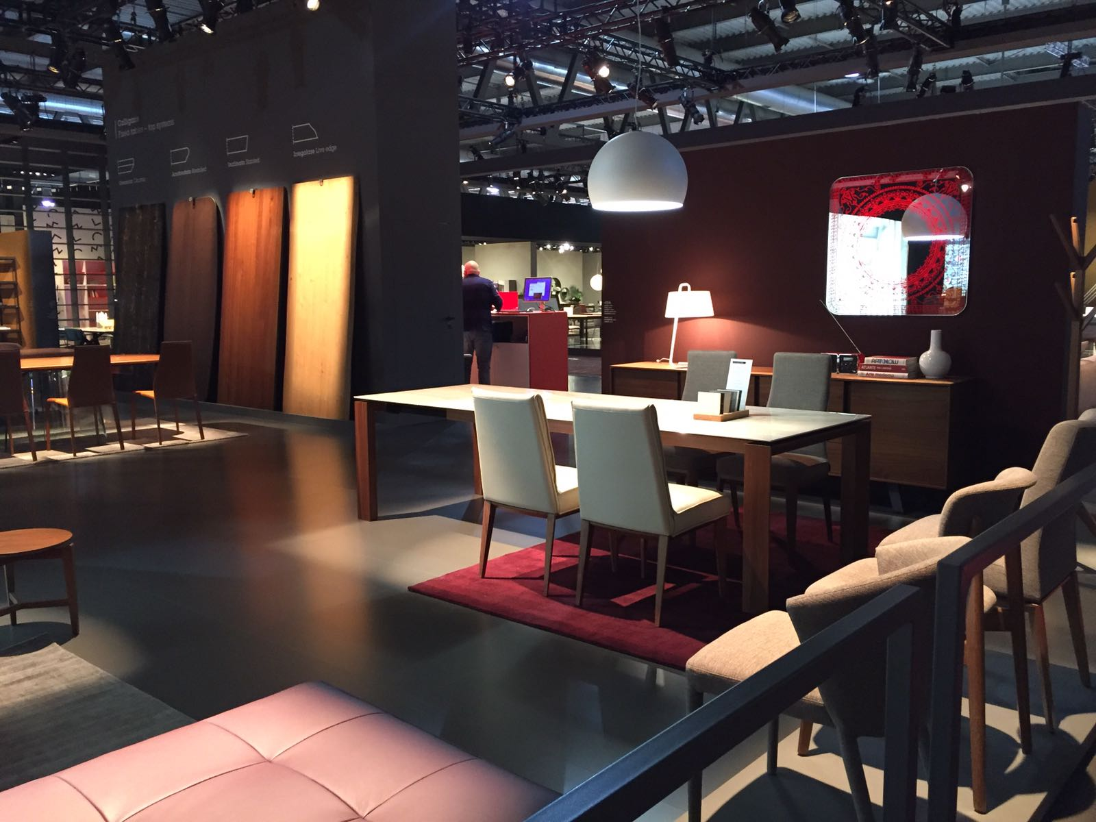 5 Color Trends Spotted at ISaloni 2017 salone del mobile 2017 5 Color Trends Spotted at Salone del Mobile 2017 5 Color Trends Spotted at Salone del Mobile 2017 5