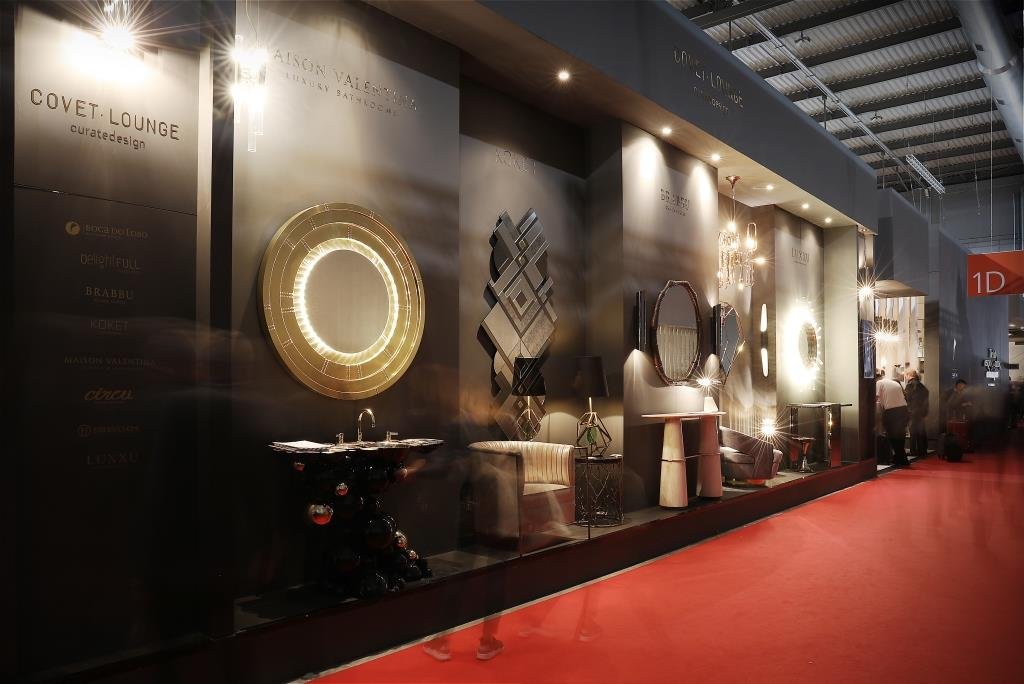 Luxury Brands to Watch at iSaloni 2018 Moscow isaloni 2018 Luxury Brands to Watch at iSaloni 2018 Moscow Covet House a prominent place at ISaloni 2017 7