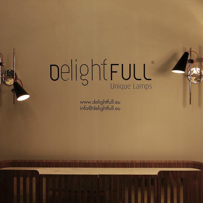 DelightFULL Creates Stunning Retro Exhibition at ISaloni 2017