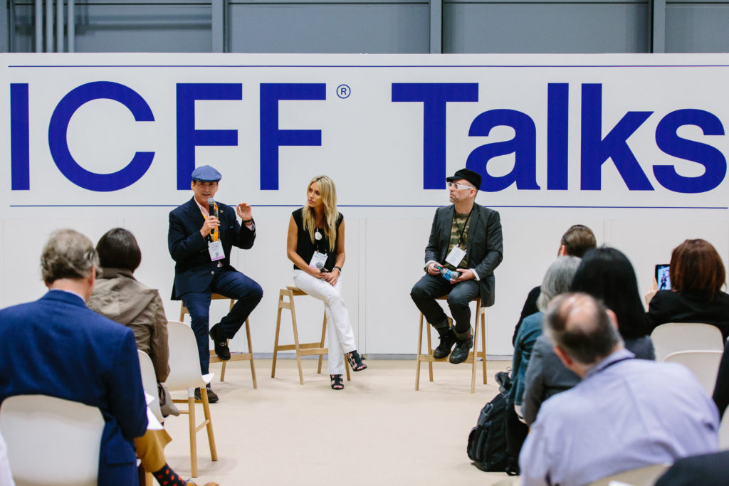 Design Talks at ICFF 2017 You Should Be Prepared For