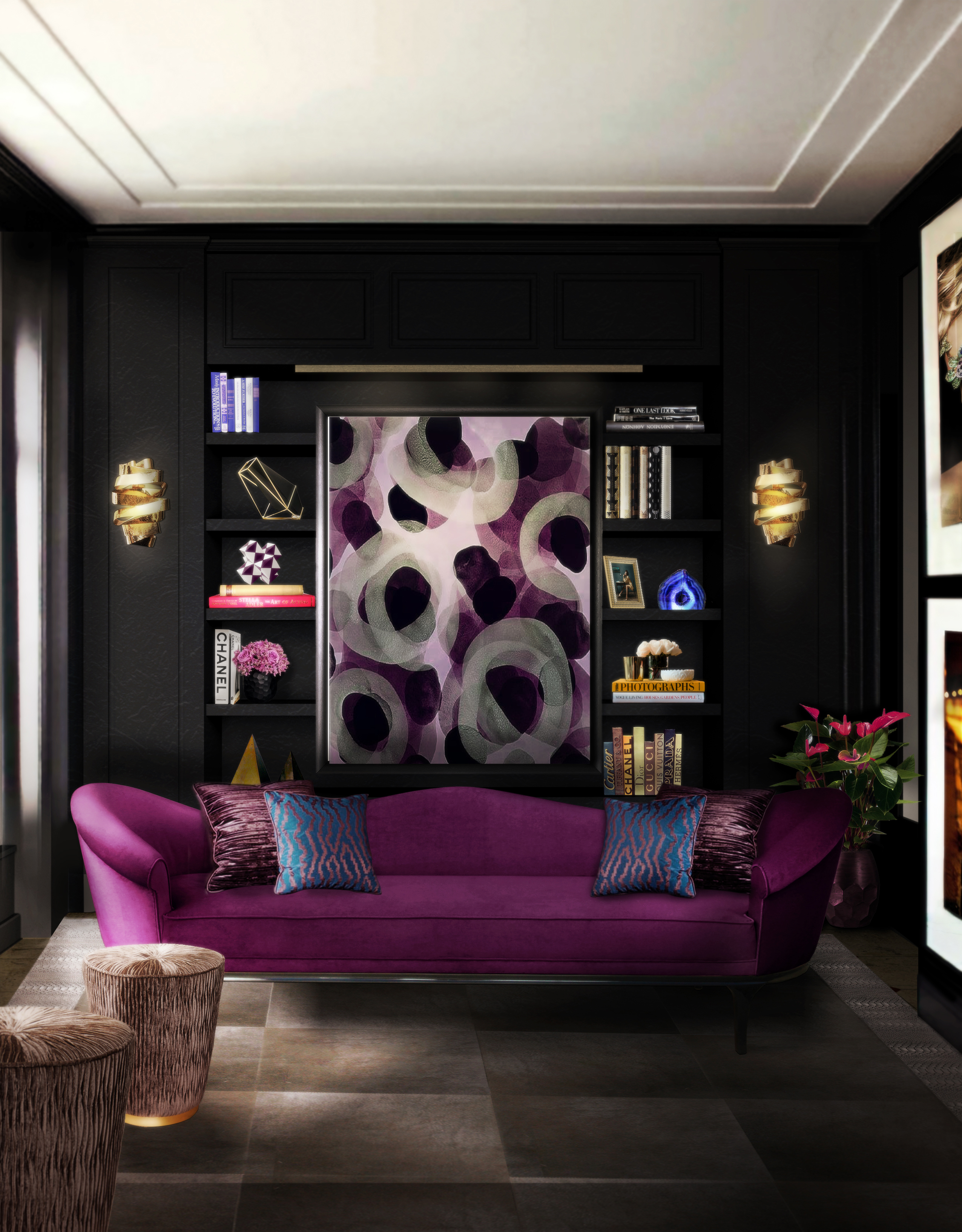 living room ideas Living Room Ideas For a Luxurious Interior Design Project Living Room Ideas For a Luxurious Interior Design Project 15