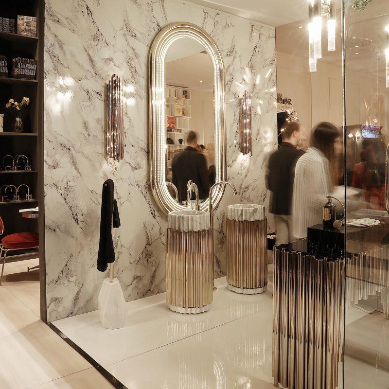 Maison Valentina Revolutionizes Bathroom Design at ISaloni 2017 Milano
