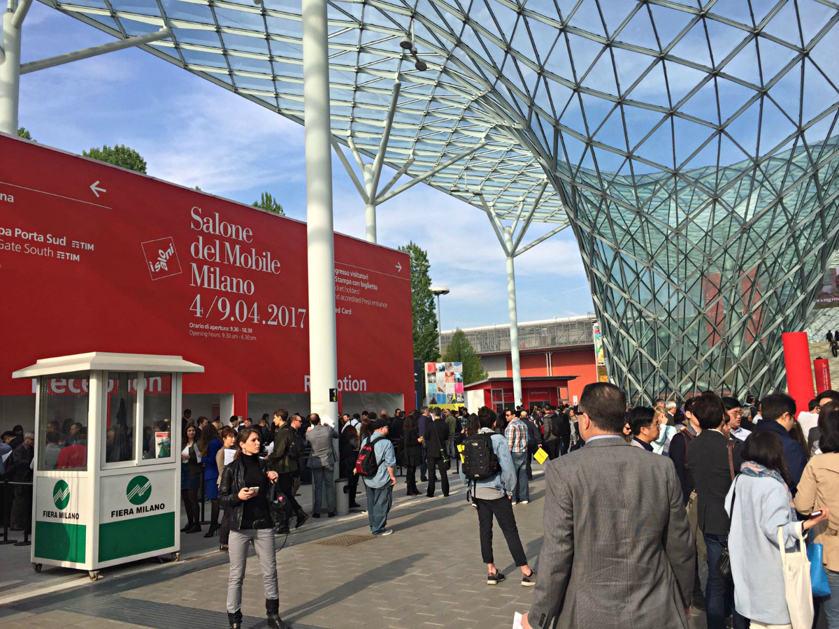 Salone del mobile 2017 is now on and here 39 s why you can 39 t - Fiera del mobile bologna ...