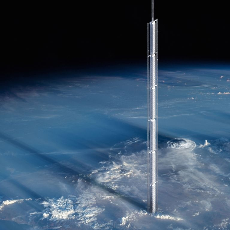 Tallest Building in the World May Be Hanged from an Asteroid tallest building in the world Tallest Building in the World May Be Hanged from an Asteroid Tallest Building in the World May Be Hanged from an Asteroid 4