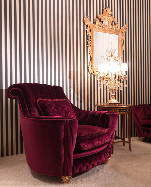Stunning Designs You Can Expect from Hall 4 at Salone del Mobile Milano 2017 isaloni 2017 Stunning Designs You Can Expect from Hall 4 at ISaloni 2017 Zanaboni Salotti Classici iSaloni2017 5
