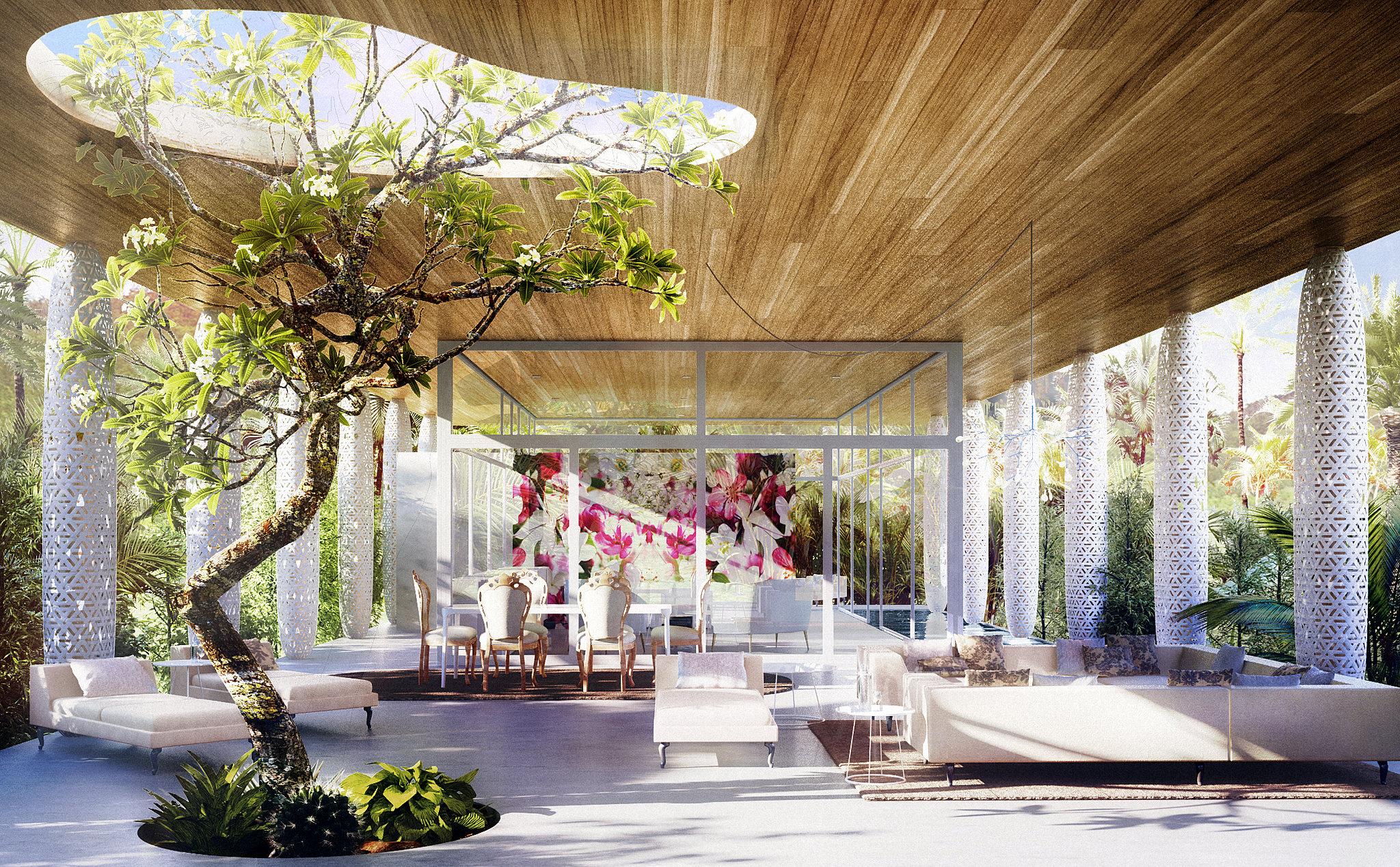 marcel wanders Best Interior Design Projects by Marcel Wanders Best Interior Design Projects by Marcel Wanders Eden 2