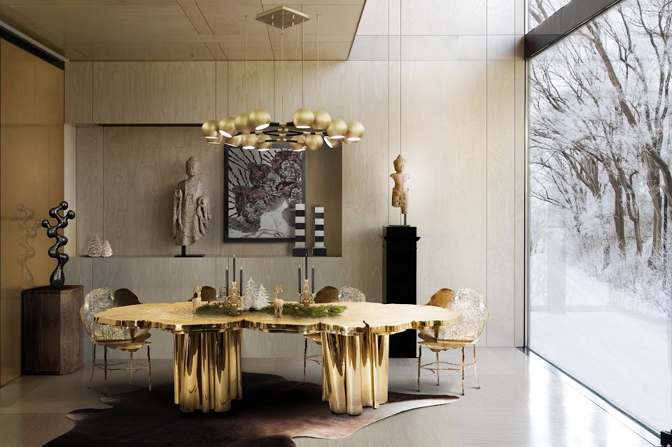 Boca do Lobo's Limited Edition Chandelier Collection Has New Additions chandelier collection Boca do Lobo's Limited Edition Chandelier Collection Has New Additions Boca do Lobos Limited Edition Chandelier Collection Has New Additions