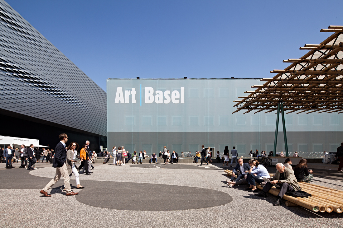 Everything You Need to Know About Art Basel 2017 art basel Everything You Need to Know About Art Basel 2017 Everything You Need to Know About Art Basel 2017
