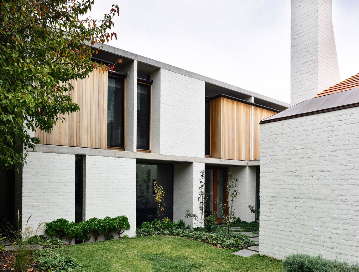 Kennedy Nolan Designs Arts And Crafts Home In Melbourne Kennedy Nolan  Kennedy Nolan Designs Arts And