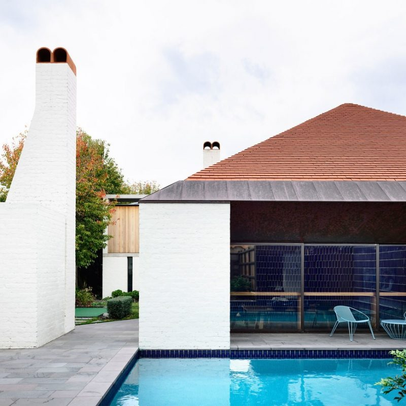 Kennedy Nolan Designs Arts and Crafts Home in Melbourne