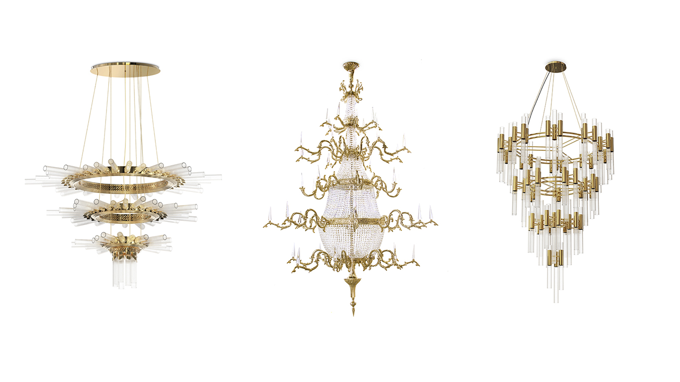 Modern Chandeliers and Suspensions You Will Want to Hang in Every Room