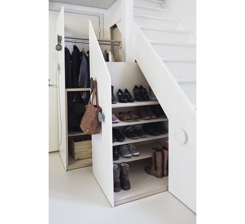Storage for small ways to solve storage problems for Home storage solutions for small spaces