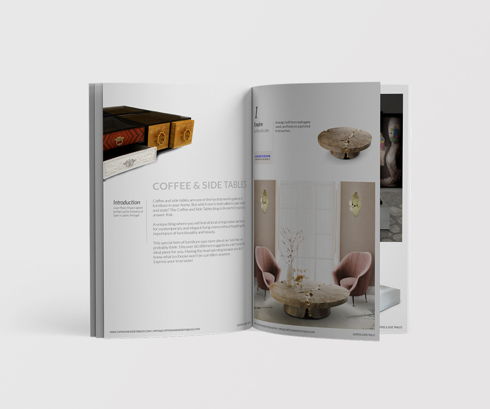 Interior Design Books To Inspire You On Your Next Project interior design books Interior Design Books To Inspire You On Your Next Project 7 Interior Design Books To Inspire You On Your Next Project 100 Coffee and Side Tables