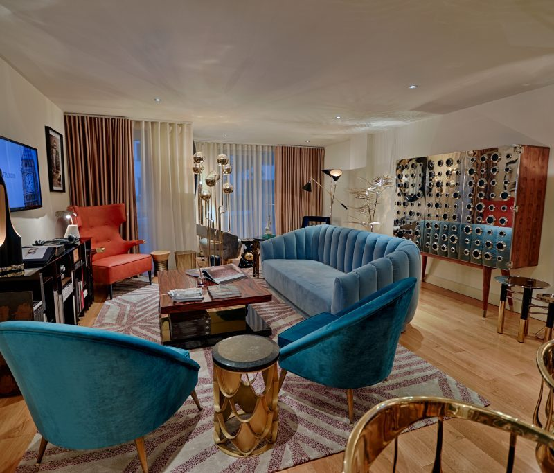 Covet London Showroom Reopens with Stunning New Luxury Furniture