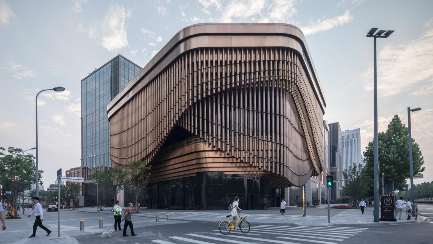 foster + partners Foster + Partners and Heatherwick Studio Pair Up for New Project Foster Partners and Heatherwick Studio Pair Up for New Project 4