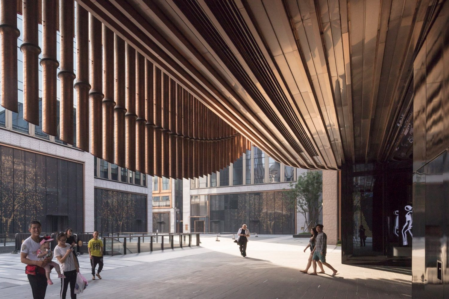 foster + partners Foster + Partners and Heatherwick Studio Pair Up for New Project Foster Partners and Heatherwick Studio Pair Up for New Project 6