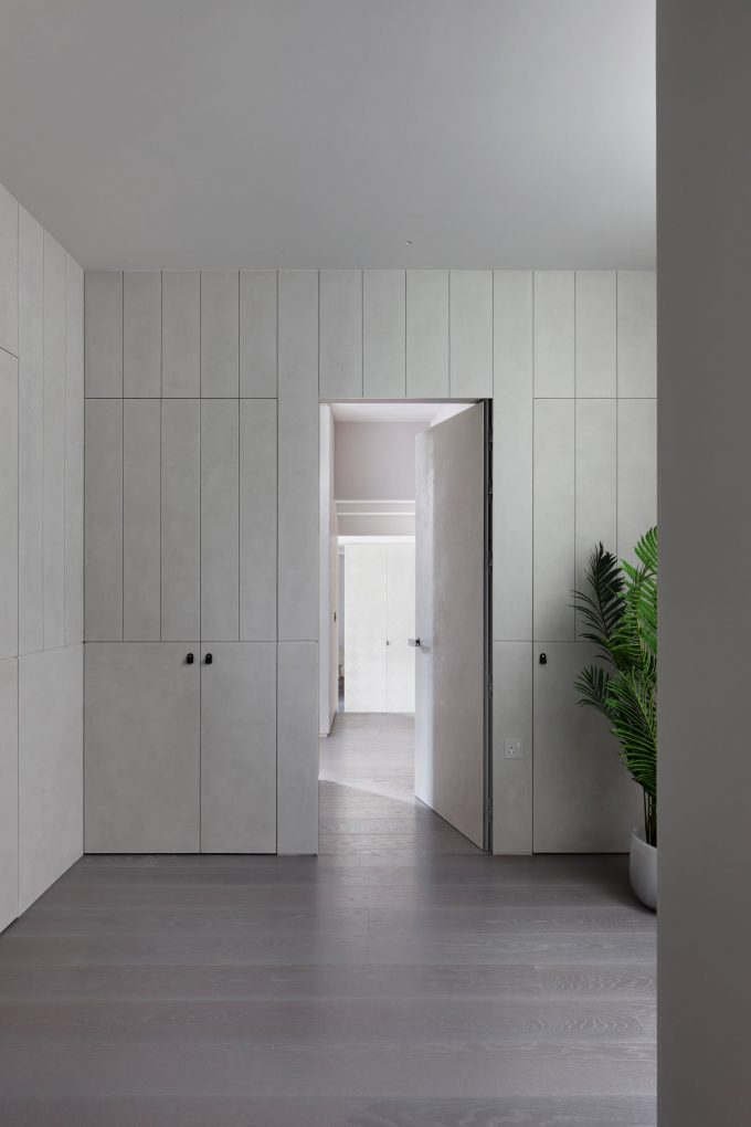 MWAI creates Minimalist Flat Using Grey Tones and Geometric Tiling mwai MWAI creates Minimalist Flat Using Grey Tones and Geometric Tiling MWAI creates Minimalist Flat Using Grey Tones and Geometric Tiling 3