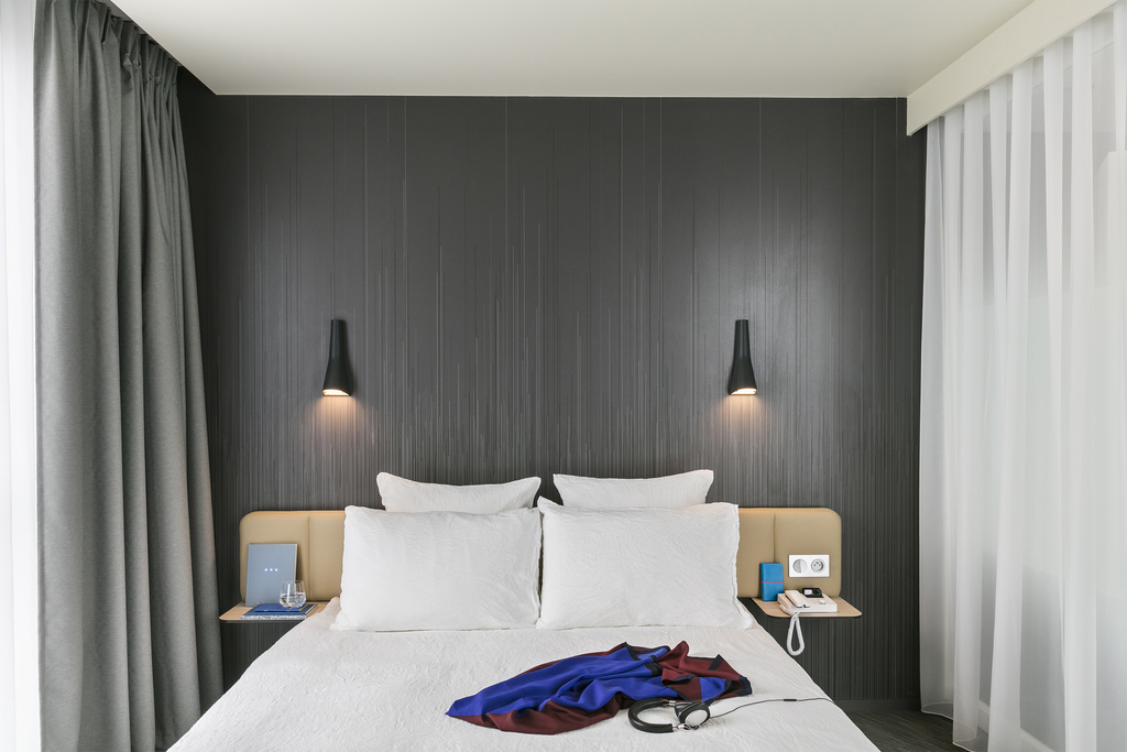 patrick norguet Patrick Norguet designs Colorful Interior for Okko Hotels Patrick Norguet designs Colorful Interior for Okko Hotels 4