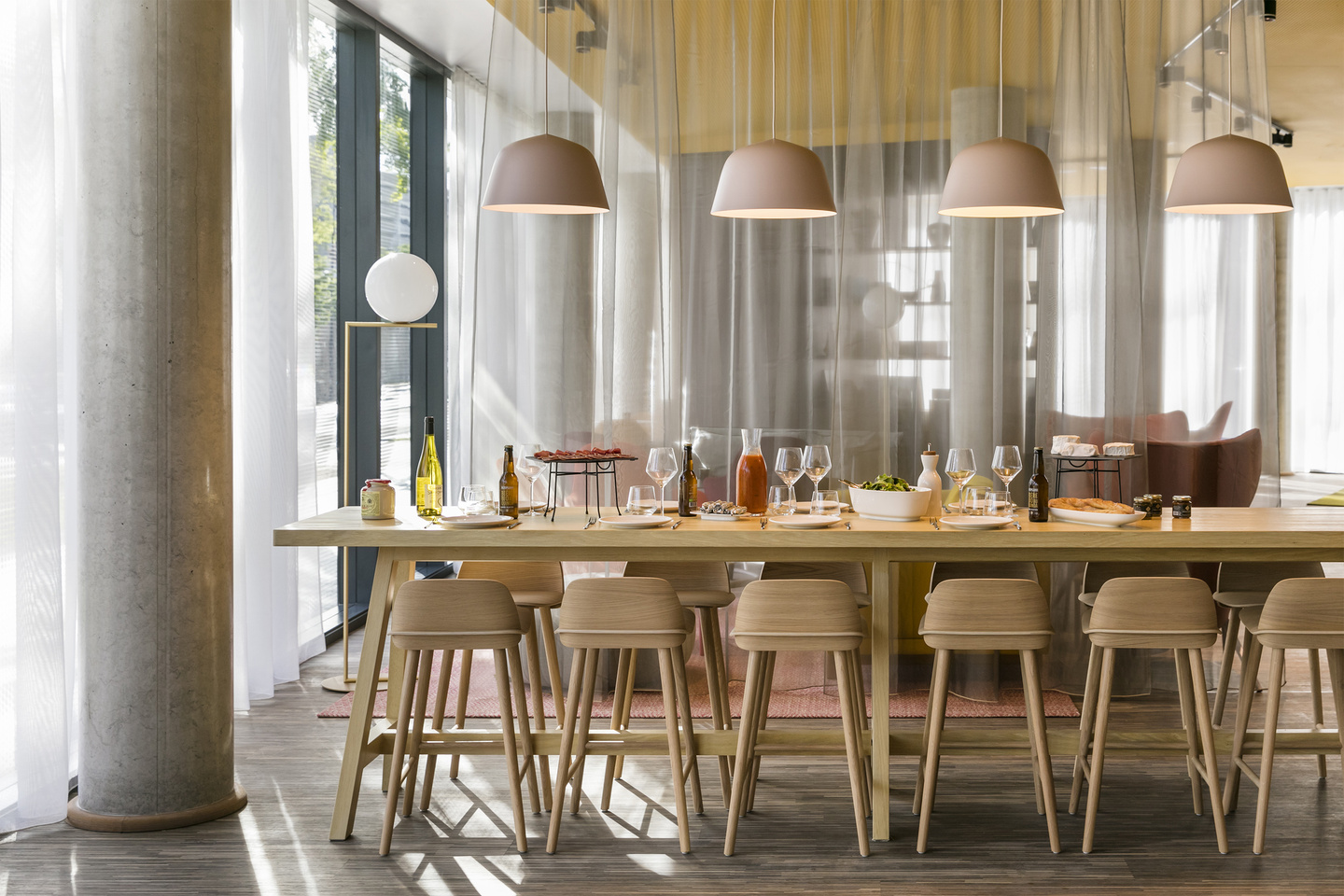 Patrick Norguet designs Colorful Interior for Okko Hotels patrick norguet Patrick Norguet designs Colorful Interior for Okko Hotels Patrick Norguet designs Colorful Interior for Okko Hotels 5