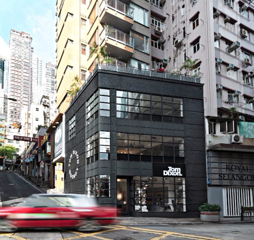 Tom Dixon Opens First Flagship Store in Hong Kong tom dixon Tom Dixon Opens First Flagship Store in Hong Kong Tom Dixon Opens First Flagship Store in Hong Kong 6 1