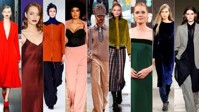 According to Pantone These Are the Fall 2017 Color Trends