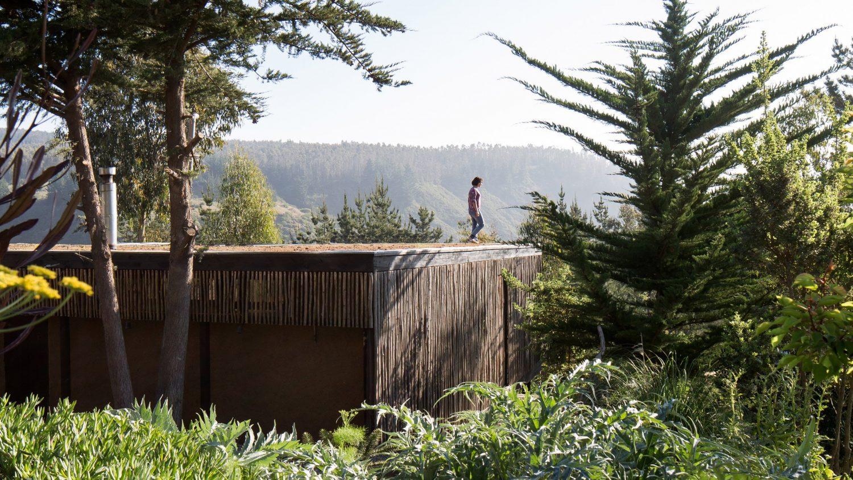Casa Tumán by Studio Selva Features Communal Deck Overlooking Ocean