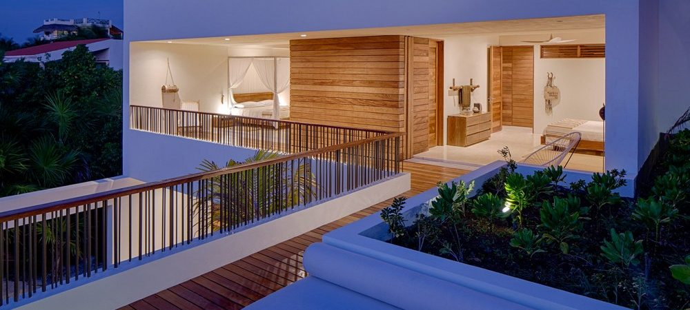 Casa Xixim by Specht Architects opens up to Tulum's jungle and ocean