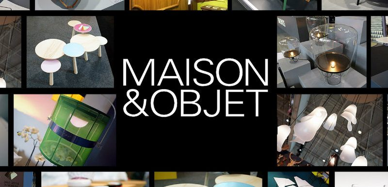 Rising Talents at Maison et Objet Paris 2017 by Ensci Ateliers