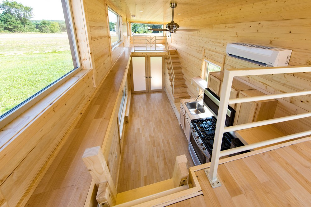 Escape One XL a two-storey micro home on wheels escape one xl Escape One XL: a two-storey micro home on wheels Escape One XL a two storey micro home on wheels 5