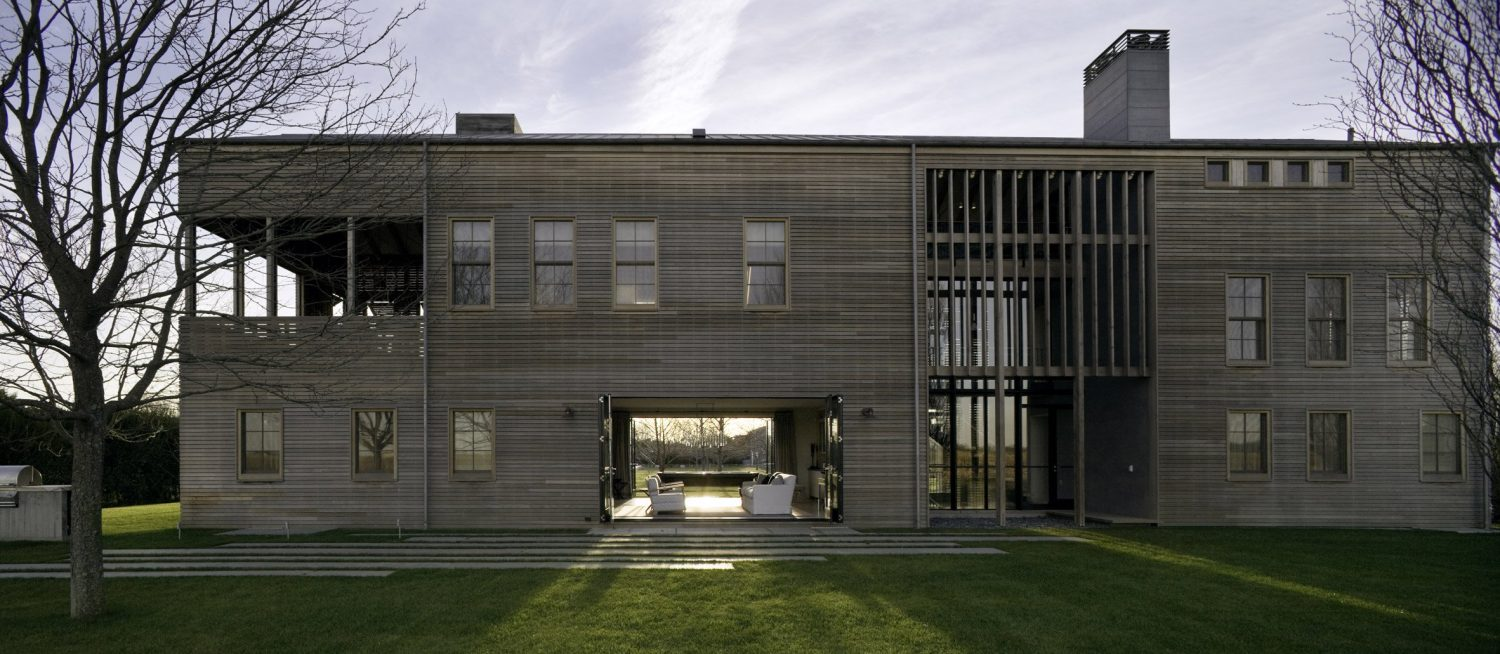 Louver House by Leroy Street Studio Features Slatted Timber Facades leroy street studio Louver House by Leroy Street Studio Features Slatted Timber Facades Louver House by Leroy Street Studio Features Slatted Timber Facades 3