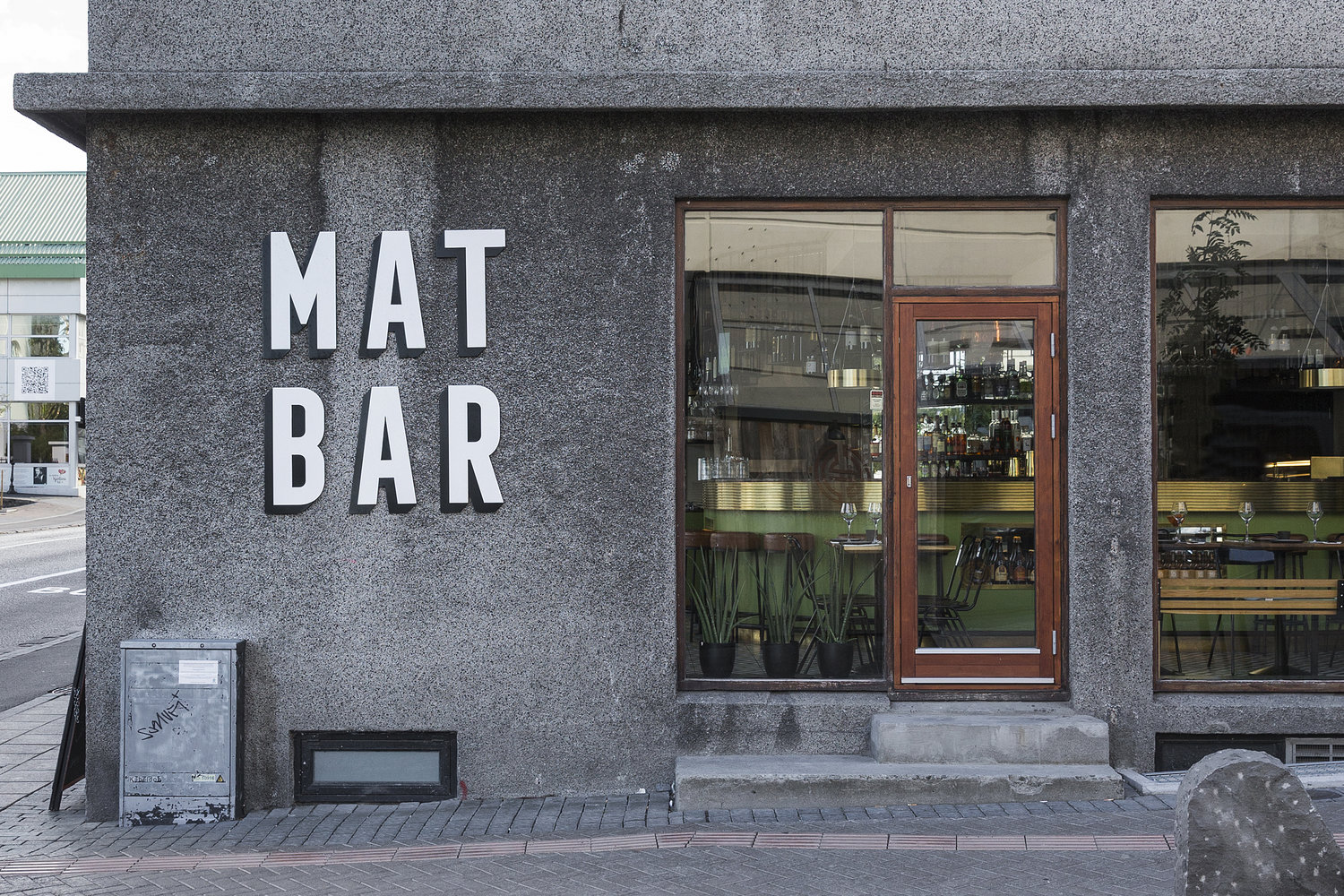 mat bar by haf studio Mat Bar by Haf Studio Features 1960's-Inspired Design Mat Bar by Haf Studio Features 1960s Inspired Design 8