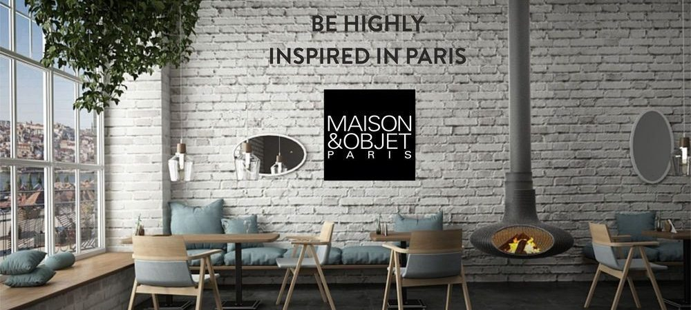 Furniture brands you can t miss at maison et objet paris 2017 for Maison et objet paris 2017
