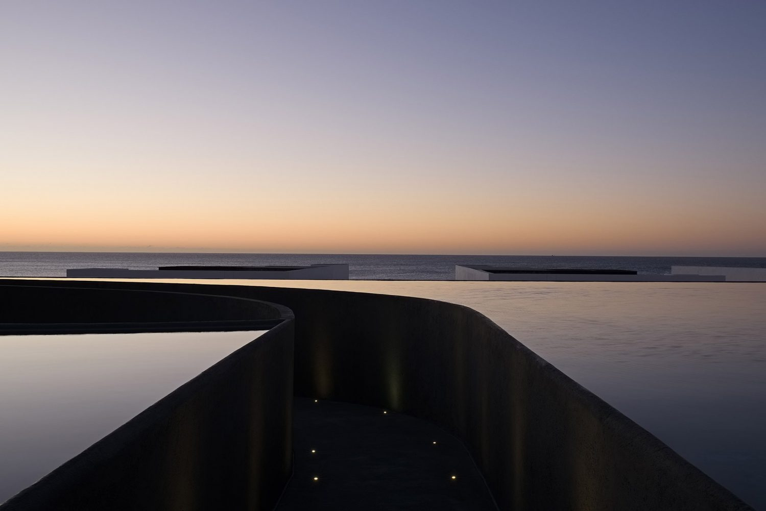 hotel mar adentro Hotel Mar Adentro by Taller Aragonés Surrounded by Expansive Pools Hotel Mar Adentro by Taller Aragon  s Surrounded by Expansive Pools 12
