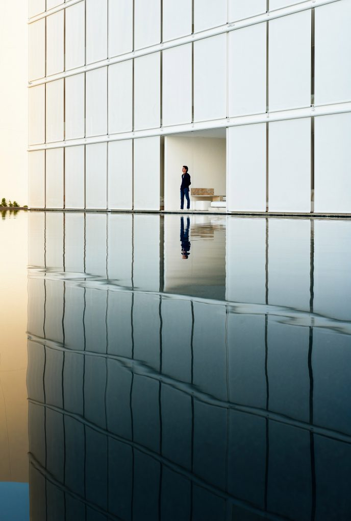 Hotel Mar Adentro by Taller Aragonés Surrounded by Expansive Pools hotel mar adentro Hotel Mar Adentro by Taller Aragonés Surrounded by Expansive Pools Hotel Mar Adentro by Taller Aragon  s Surrounded by Expansive Pools 9