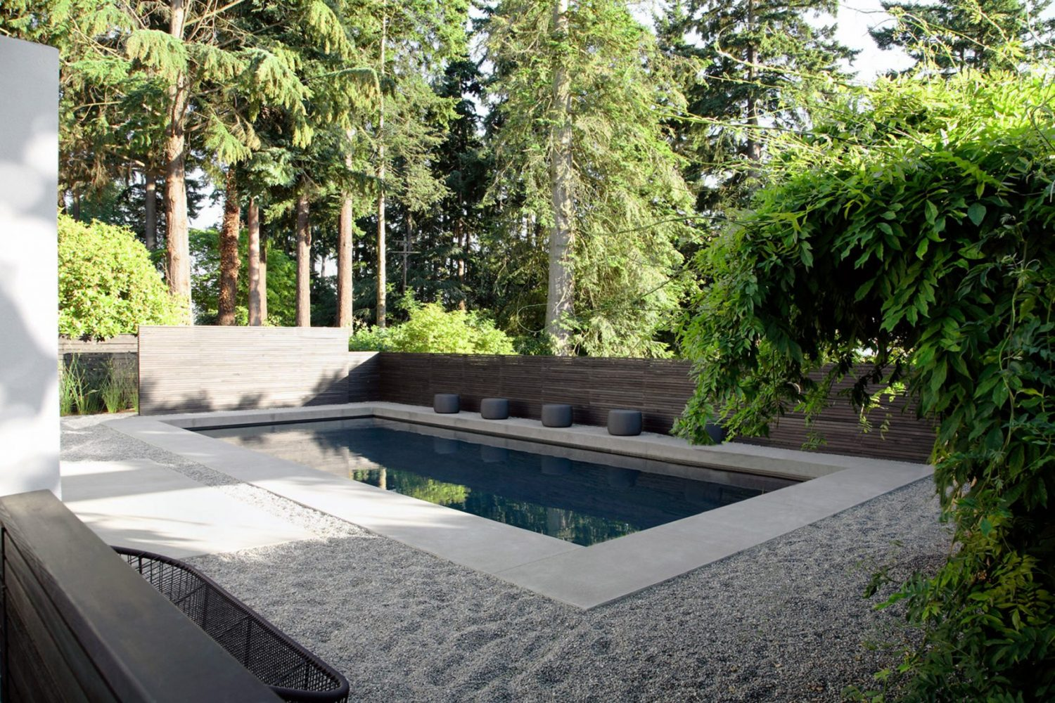Modern Oasis by SkB Architects Modern Oasis by SkB Architects Features Gallery-Like Aesthetic Modern Oasis by SkB Architects Features Gallery Like Aesthetic 7