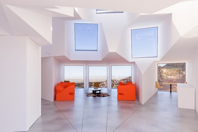Joshua Tree Residence Get Amazed by Joshua Tree Residence Designed by James Whitaker Get Amazed by Joshua Tree Residence Designed by James Whitaker 2