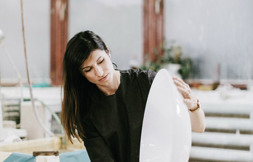 Luci Koldova Will Be One of The Main Features Of Imm Cologne 2018  imm cologne Lucie Koldova Will Be The Designer for Imm Cologne's Das Haus 2018 Luci Koldova Will Be One of The Main Features Of Imm Cologne 2018 1