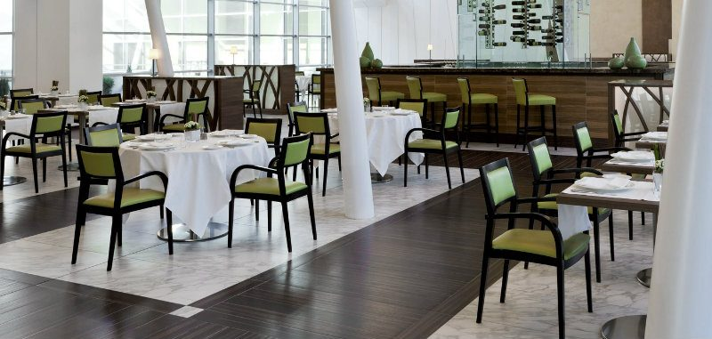 Sheraton Debuts New Elegant Restaurant Design At Milan Aiport Hotel