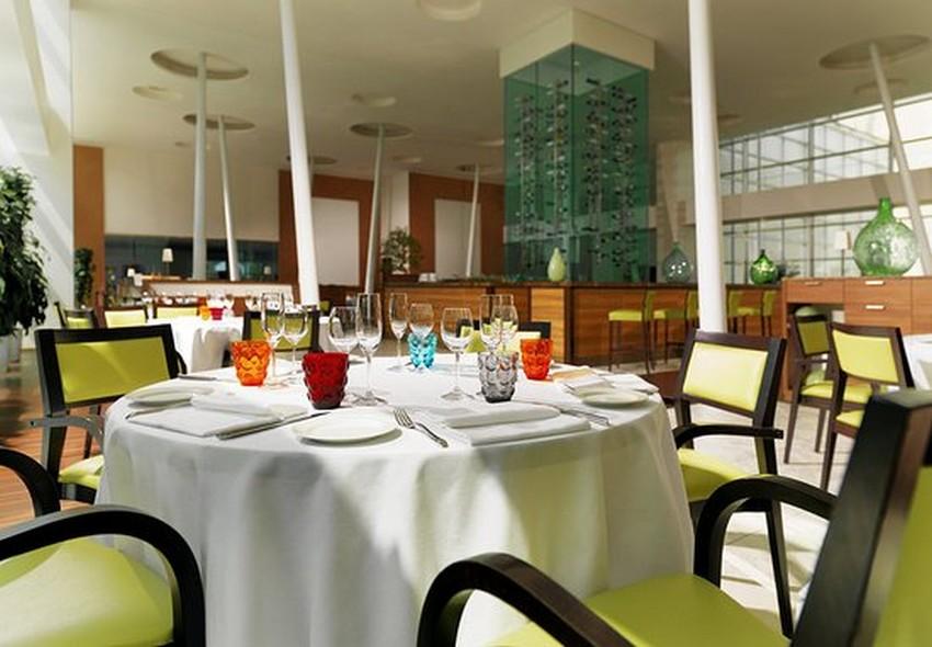 Sheraton debuts new elegant restaurant design at milan