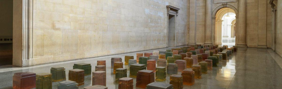 Tate Modern Exhibit 30 Years of Sculpture by Rachel Whiteread