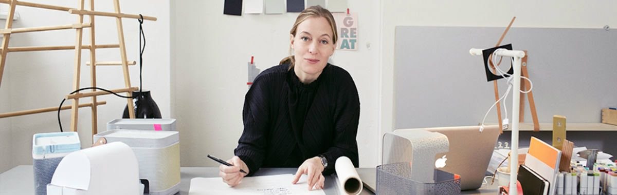 The Work of Cecile Manz, Designer of the Year of Maison et Objet 2018