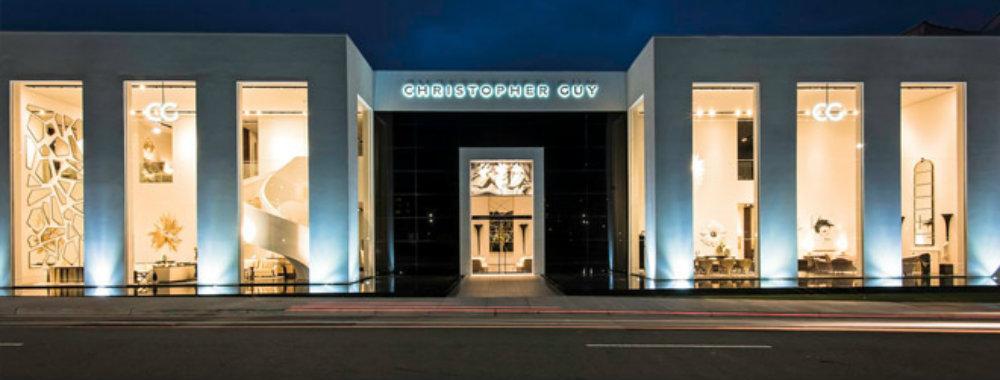 Visit Christopher Guy New Showroom at HPMK 2017