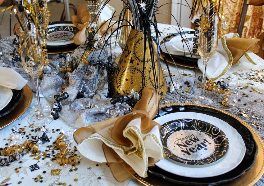 A Few New Year's Eve Décor Inspirations and ideas For Your Party! décor inspirations A Few New Year's Eve Décor Inspirations and ideas For Your Party! 1A Few New Year   s Eve D  cor Inspirations and ideas For Your Party
